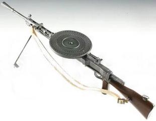 7,62-мм ручной пулемет Дегтярева ДП (ДПМ. РП-46)