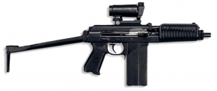 9-мм малогабаритный автомат 9А-91