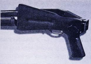 Боевое гладкоствольное ружьё ИЖ-81