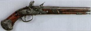 Брешианский кобурный пистолет (1690)