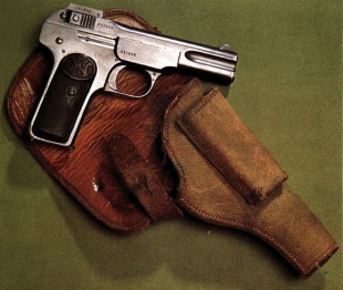 Пистолет Браунинг (Browning)