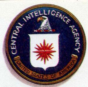 Эмблема ЦРУ, которое первым приступило к разработке методов парапсихической разведки