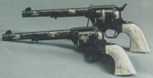 Подарок оружейной корпорации «Кольт индастриз».