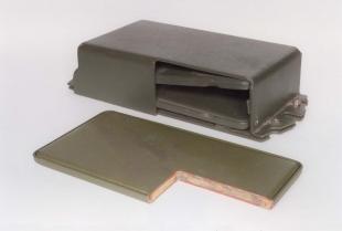 Плоский элемент ДЗ 4С20 и контейнер НКДЗ