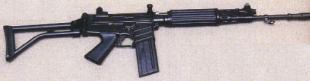 Бельгийская винтовка FN CAL