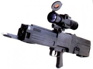 Штурмовая винтовка G11