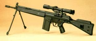 Штурмовая винтовка G3