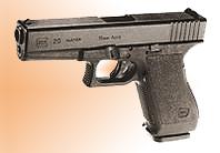 Австрийский пистолет Глок20