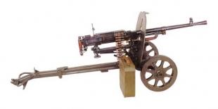 7,62-мм станковый пулемет Горюнова СГ-43/СГМ