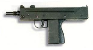 Пистолет-пулемет Ингрэм