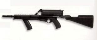 Пистолет-пулемет Калико
