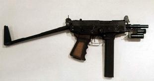 Пистолет-пулемет Клин