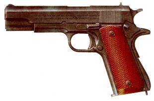 Пистолет Кольт (Colt)