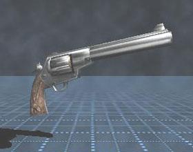 Револьвер Schofield в игре Serious Sam