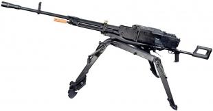 12,7-мм крупнокалиберный пулемет «Корд»