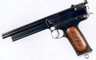 Пистолеты «Марс» Геббет Фейрфекса.