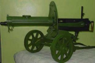 7,62-мм станковый пулемет Максима