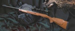 Охотничье ружье МЦ 19.