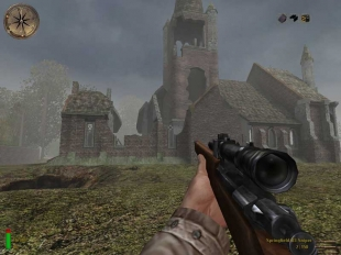 Springfield Sniper Rifle