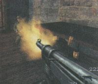 МП-40 в игре Wolfenstein