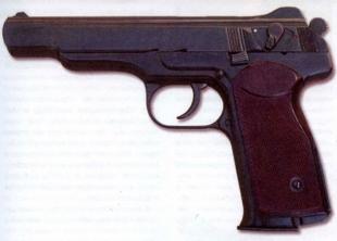 Травматический пистолет МР-355 «Стечкин»
