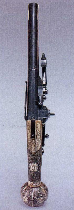 Немецкий пистолет