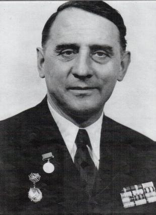 Николай Васильевич Аксёнов