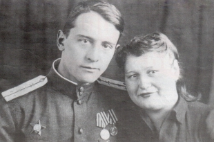 Николай Васильевич с супругой Агриппиной Инокеньтиевной