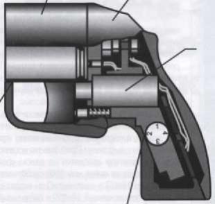 Пистолет ПБ-4.