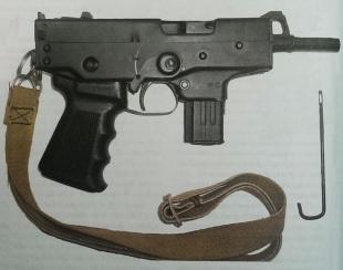 В комплект поставки пистолета входят ремень и шомпол