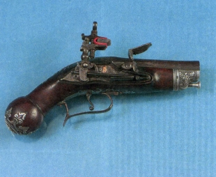Пистолет в стиле Риполла