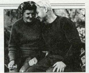 Питер и Хелен Крогер — резиденты связные Молодого, проживавшие в Ройслипе, в доме № 45 на улице Крэнли-Драйв