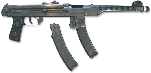 7,62-мм пистолет-пулемет