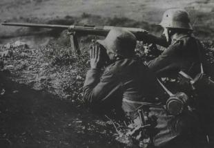 Противотанковые ружья Вермахта
