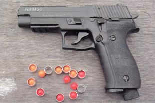 Пистолет RAM-50