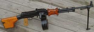 7,62-мм ручной пулемет Дегтярева РПД