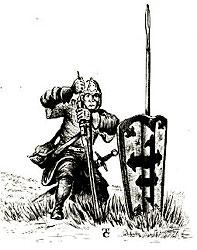 Стрелок из ручницы