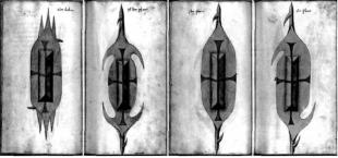 Древний защитный щит
