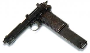 Пистолет Steyer