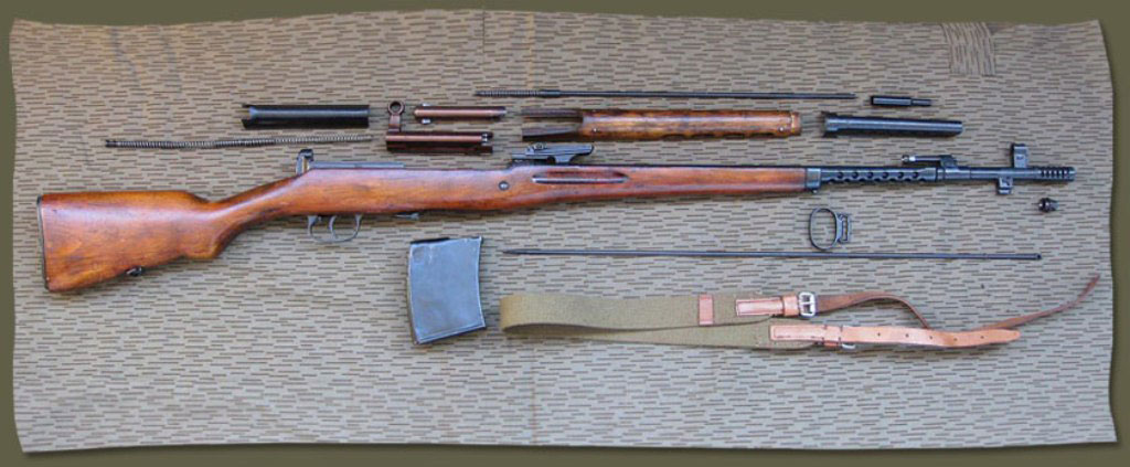 снайперская винтовка свт 40 фото