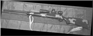US marine corps M40