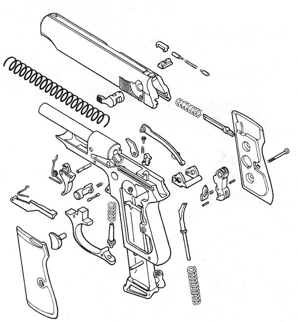 7.65-мм пистолет Walther