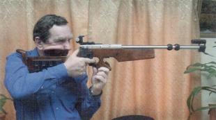 Владимир Суслопаров - разработчик винтовки