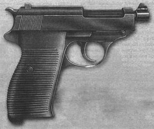 Уменьшенный в габаритах за счет укорачивания ствола Walther Р.38К был разработан на основе стандартного Р.38 для гестапо и СД.