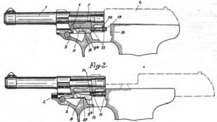 Схема взята из патента DRP № 721702.