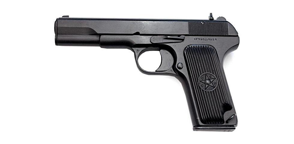 Травматический пистолет «Лидер» (ВПО-501)