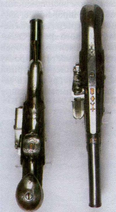 Пара пистолетов из Испании