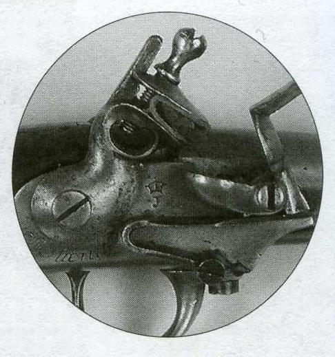 Французский пистолет модели 1777
