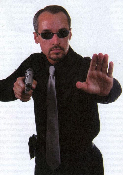 Травматический пистолет «Хорхе-2»