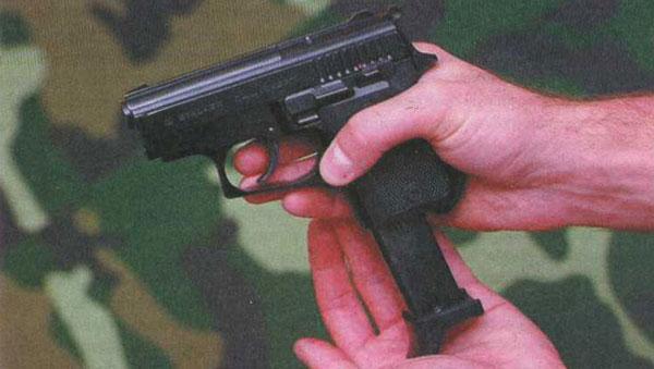 Травматический пистолет Stalker